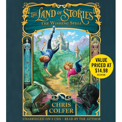 The Land of Stories: The Wishing Spell cover image