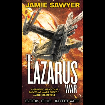 The Lazarus War: Artefact cover image