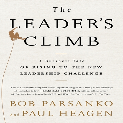The Leader's Climb cover image