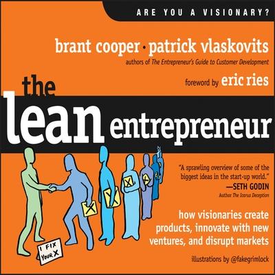 The Lean Entrepreneur cover image