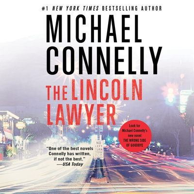 The Lincoln Lawyer cover image