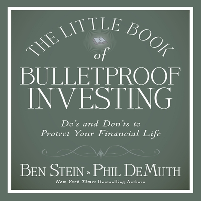 The Little Book of Bulletproof Investing cover image