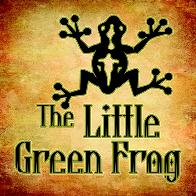 The Little Green Frog cover image