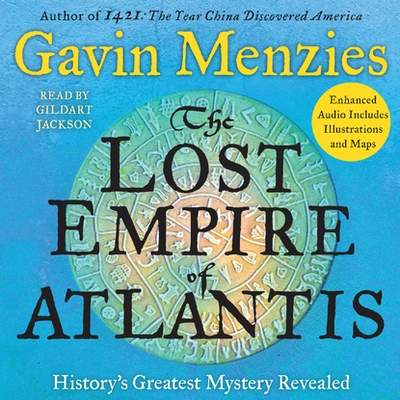 The Lost Empire of Atlantis cover image