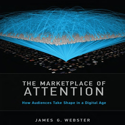 The Marketplace of Attention cover image