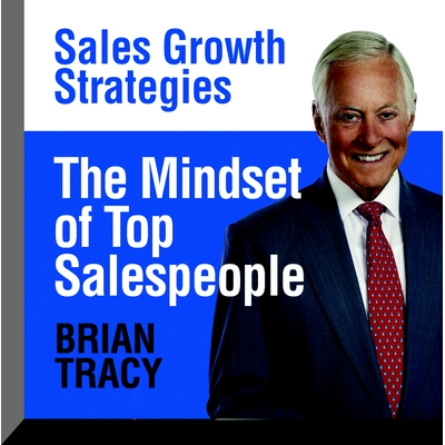 The Mindset of Top Salespeople cover image