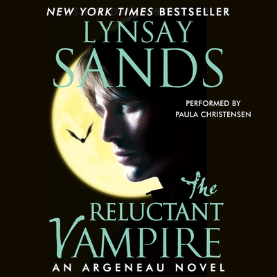 The Reluctant Vampire cover image