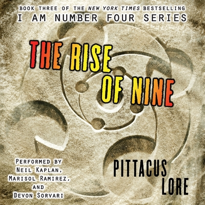 The Rise of Nine cover image