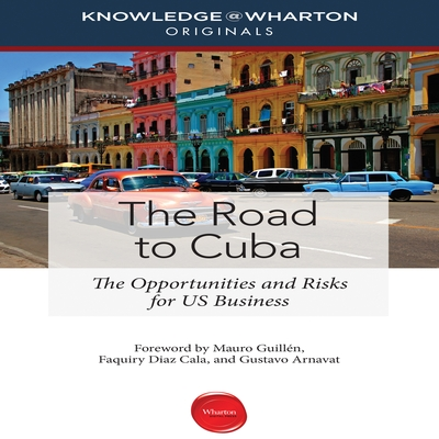The Road to Cuba cover image