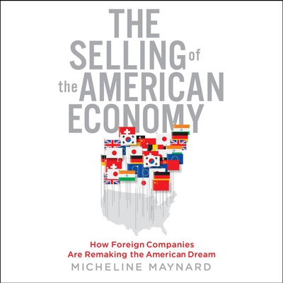The Selling of the American Economy cover image