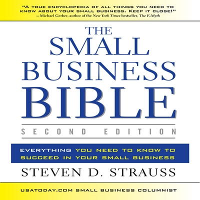The Small Business Bible, 2E