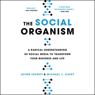 The Social Organism cover image