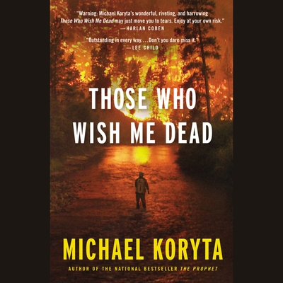 Those Who Wish Me Dead cover image