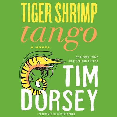 Tiger Shrimp Tango cover image