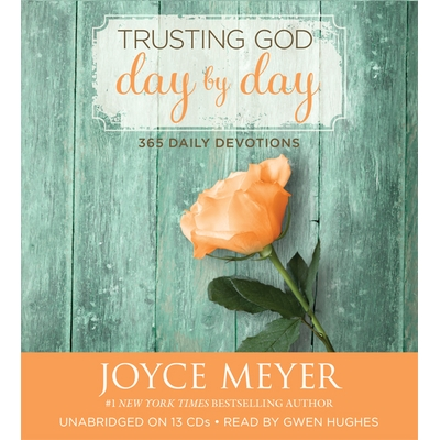 Trusting God Day by Day cover image