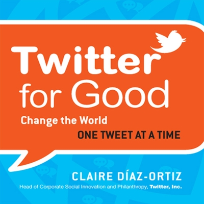 Twitter for Good cover image