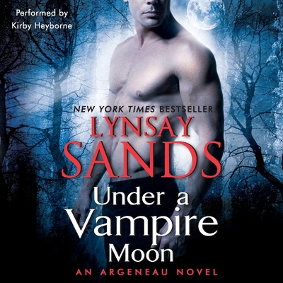 Under a Vampire Moon cover image