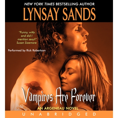 Vampires Are Forever cover image