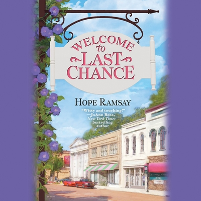 Welcome to Last Chance cover image
