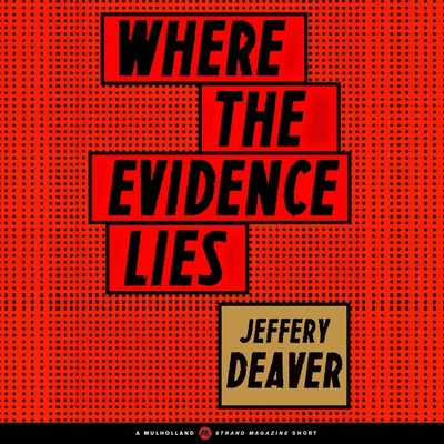 Where the Evidence Lies cover image