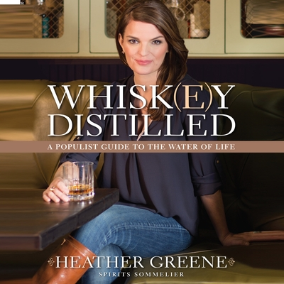 Whiskey Distilled cover image