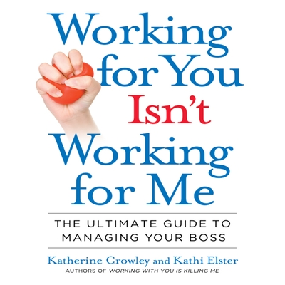 Working for You Isn't Working for Me cover image