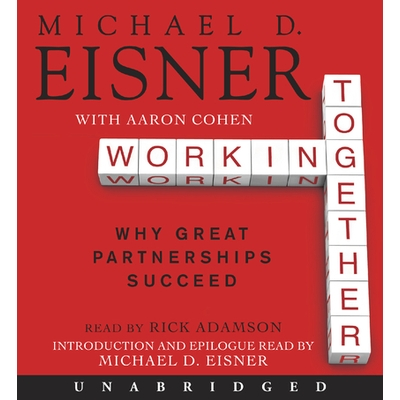 Working Together cover image