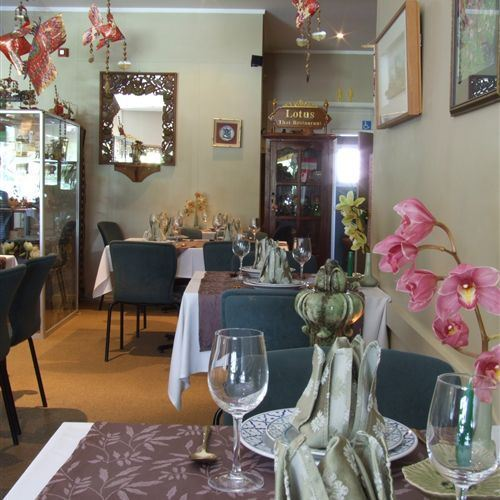 Lotus Thai Restaurant Hamilton