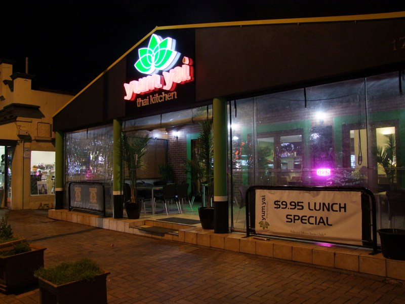 Thai Restaurant Adelaide On Henley Beach Road