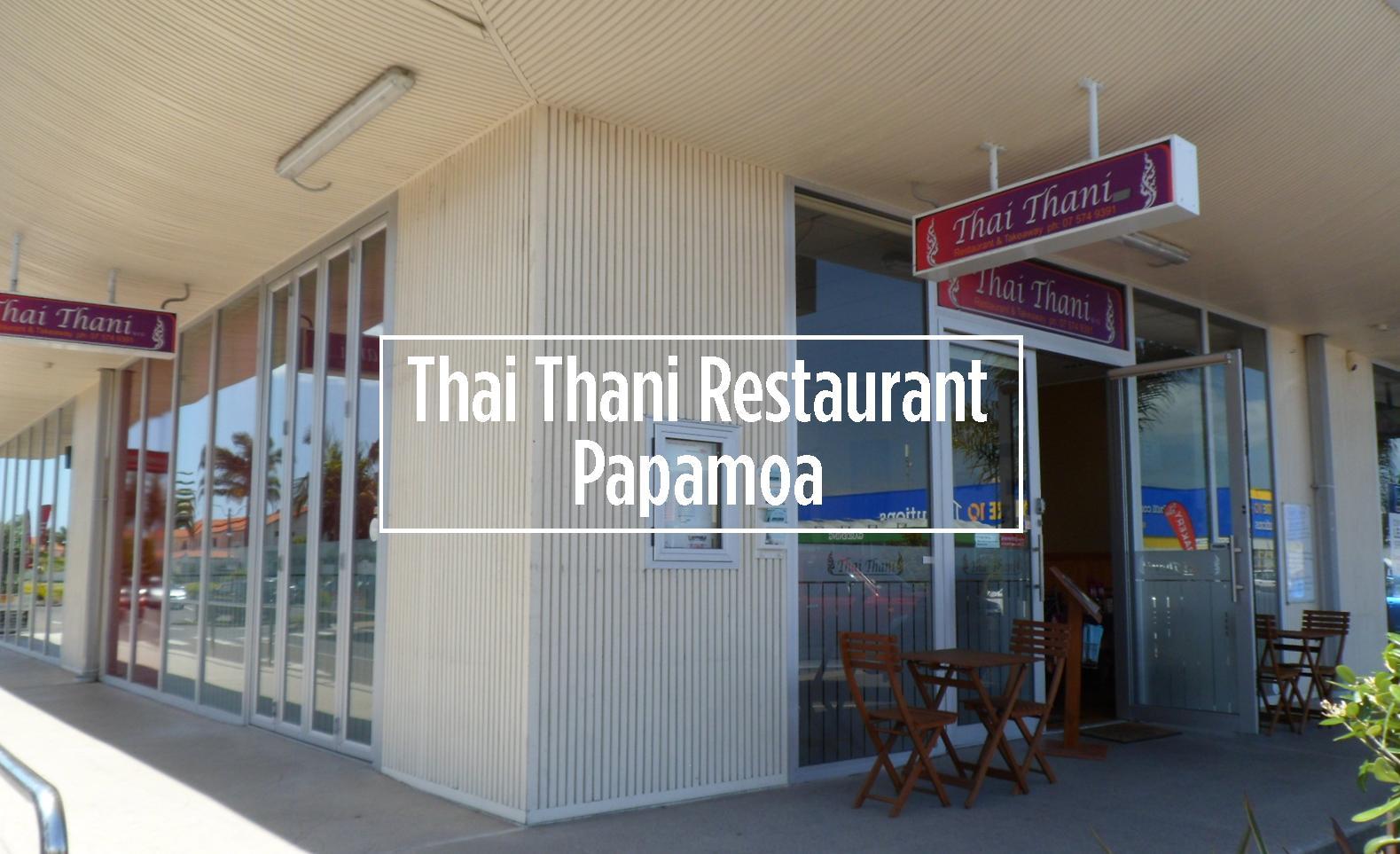 Tasty Thai Restaurant Tauranga