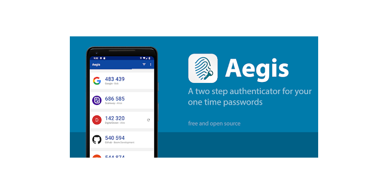 Aegis Authenticator
