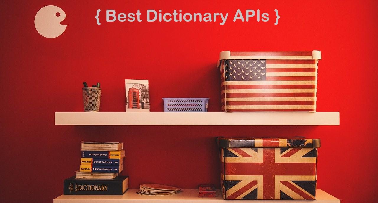 Best Dictionary API (freemium - Free + Paid)