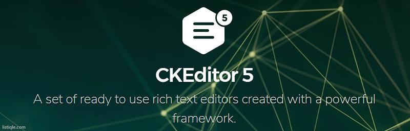 Ckeditor 5 Image Plugin