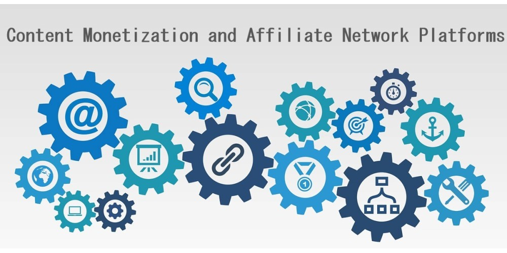 Content Monetization and Affiliate Network Platforms