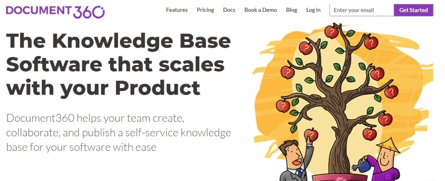 Document360 - Knowledge Base Software