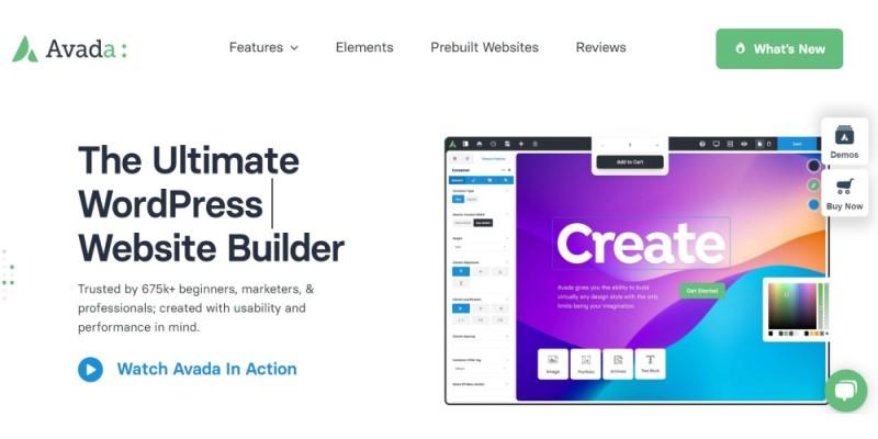 Avada - Website Builder For WordPress & WooCommerce