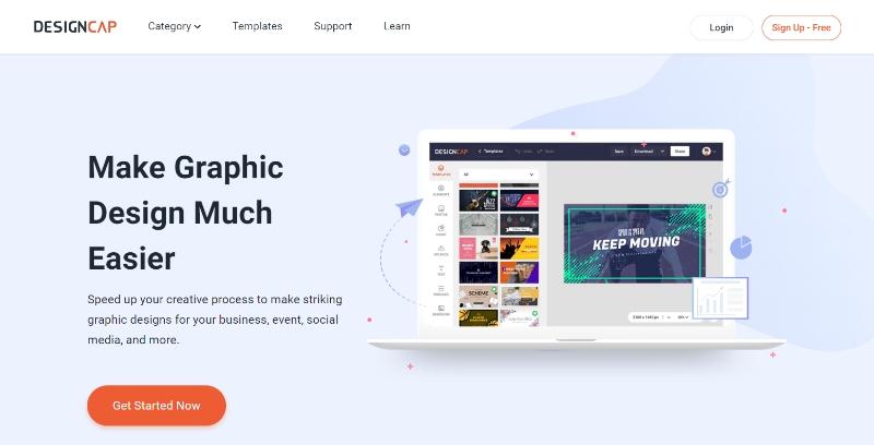 Designcap infographic