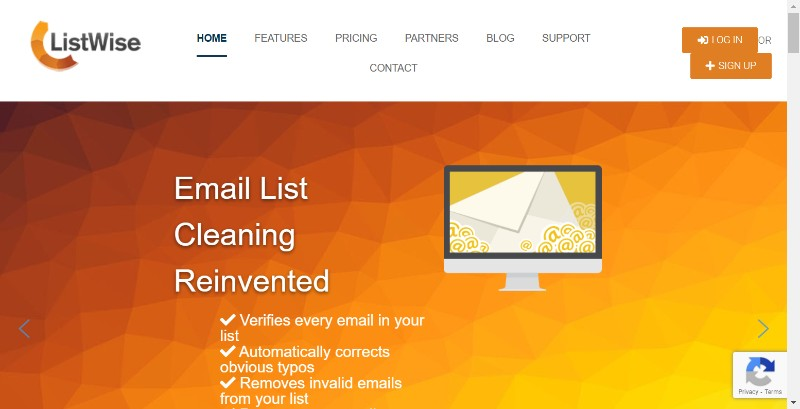 ListWise email list cleaning