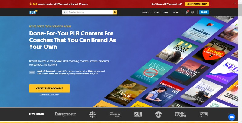 PLR.me best deals, offers, and promo codes.