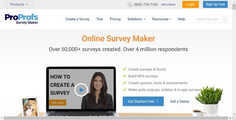 ProProfs Survey