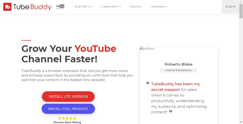 TubeBuddy offers and Promo Code