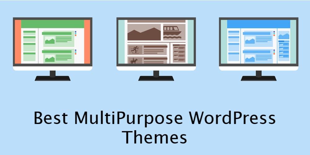 Top MultiPurpose WordPress Themes