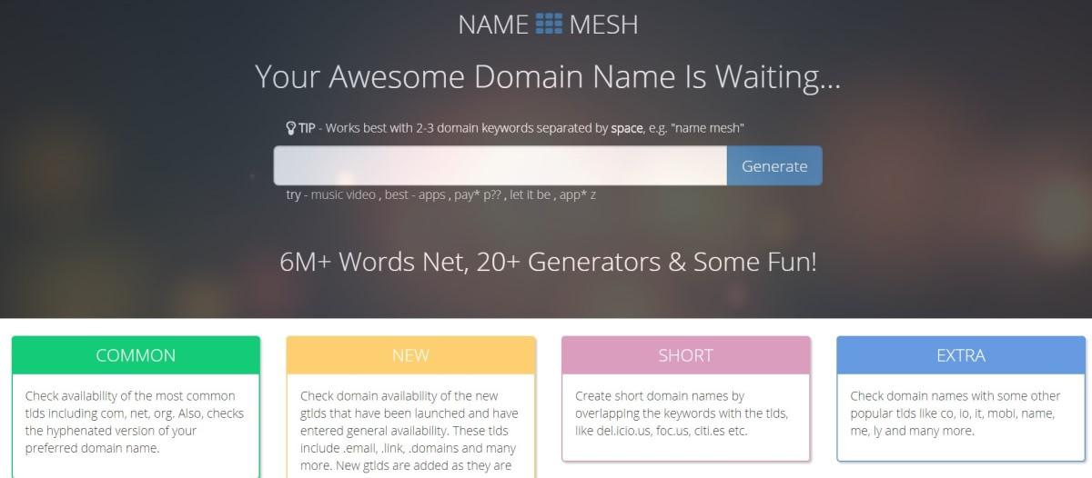Namemesh
