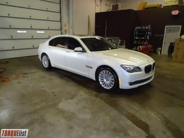 Share 57950 2011 BMW 750Li