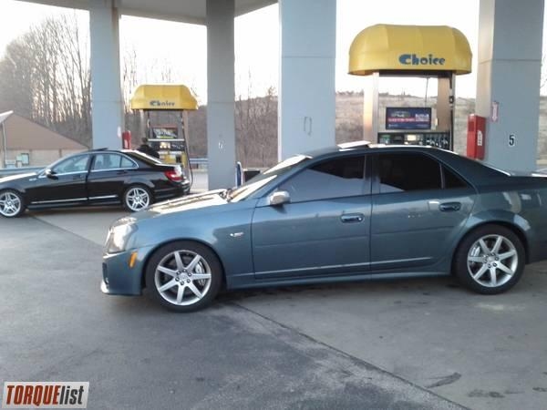 Torquelist For Sale 2005 Cadillac Cts V