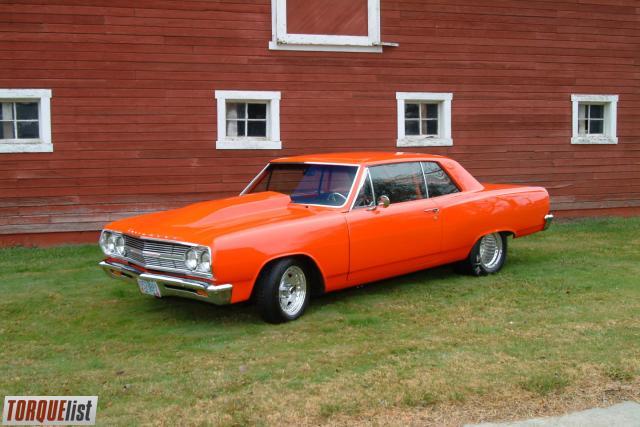 TORQUELIST - For Sale: 1965 Chevelle Malibu