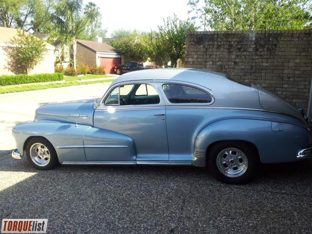 TORQUELIST - For Sale: 1948 Pontiac Hot Rod