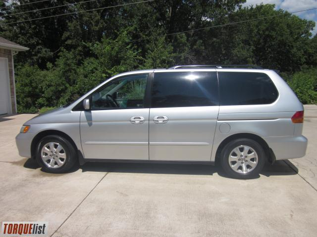 torquelist for sale 2004 honda odyssey ex l minivan w dvd 2004 honda odyssey ex l minivan w