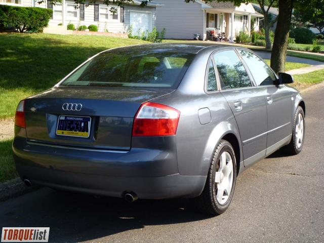 2003 Audi A4 For Sale
