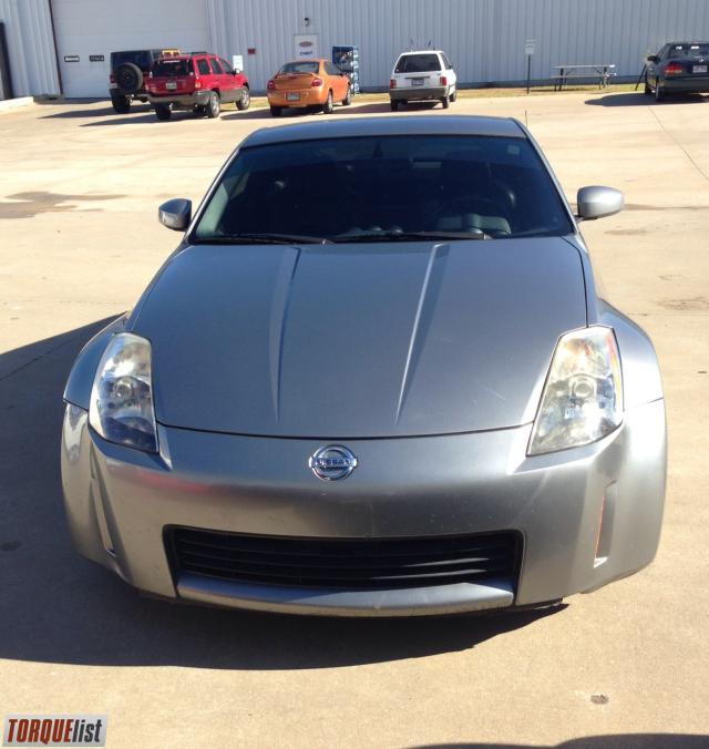 For Sale: 2003 Nissan 350Z